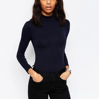 ASOS | ASOS The Turtleneck With Long Sleeves at ASOS