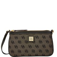 Dooney & Bourke Madison Signature Large Slim Wristlet (Introduced by Dooney & Bourke at $78 in Nov 2015)