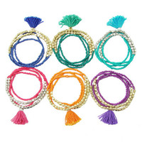 Tassel Necklace/Bracelet - India