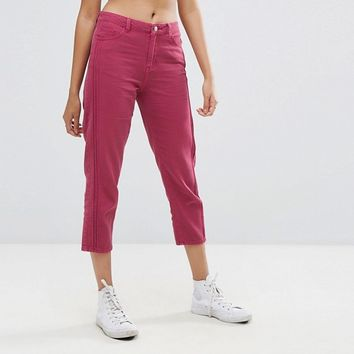 Boohoo Cropped Jeans at asos.com