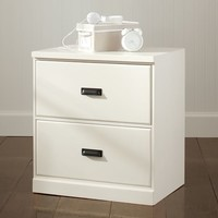 Paramount 2-Drawer Cabinet