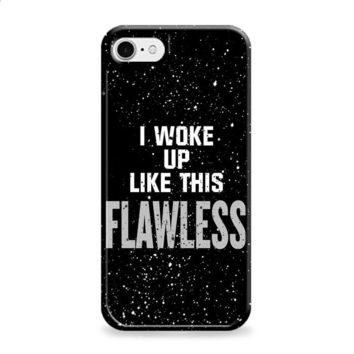 BEYONCE I WAKE UP LIKE THIS GLITTER iPhone 6 | iPhone 6S case
