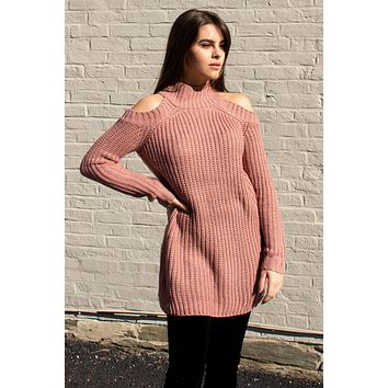 Bisou Sweater - rose
