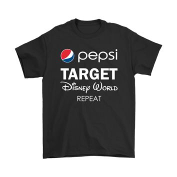 KUYOU Pepsi Target Disney World Repeat Shirts