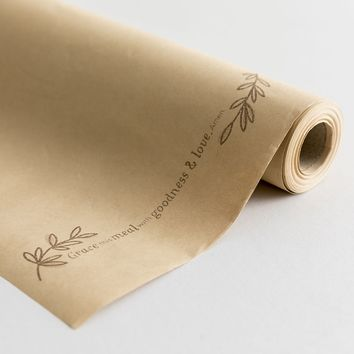 Savor the Moments - Table Runner
