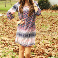 Dancing Away With My Heart Dress: Multi   Hope's