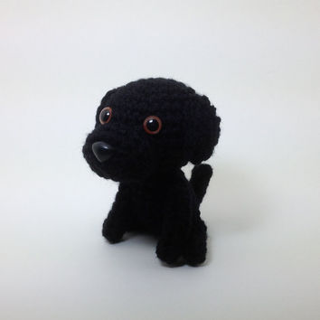 Labrador Retriever Amigurumi Dog Crochet From Inugurumi On Etsy