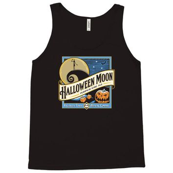 halloween moon Tank Top