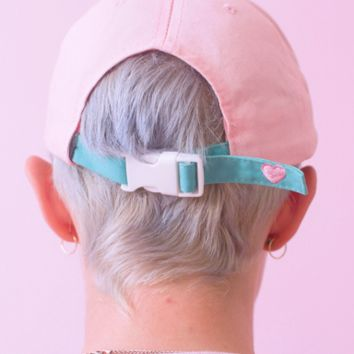 Heart Buckle Cap