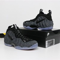 Air Foamposite Pro Foam in Fleece Sneaker Size US8-13