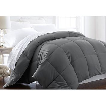All Season Hypoallergenic Soft Luxury Luxurious Down Alternative Comforter