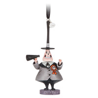 Mayor of Halloween Town Sketchbook Ornament - Personalizable | Disney Store