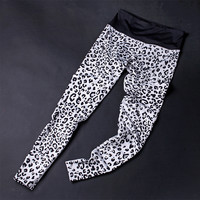 Leopard Yoga Gym Pants [6572466311]