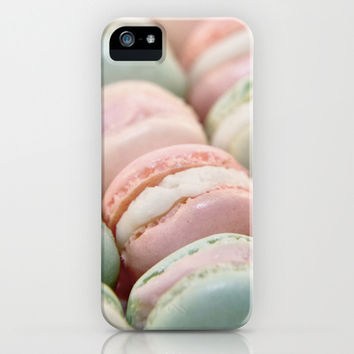 Parisian Pastels iPhone & iPod Case by Ara133photography