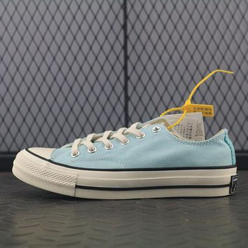 Converse Addict Mint Green Fashion Canvas Flats Sneakers Sport Shoes