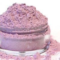 Pale Pink Eyeshadow . BUBBLEGUM PINK Mineral Eye Shadow by BLSoaps