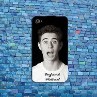 Funny Nash Grier Phone Case Boyfriend Husband Cute Cover iPhone New Black Cool