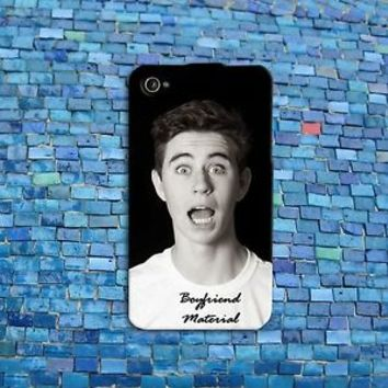 Funny Nash Grier Phone Case Boyfriend Husband Cute Cover iPhone 4 4s 5s 5c 6 New
