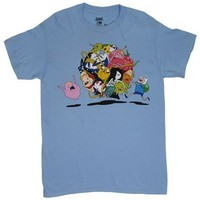 Rollin Adventure Time Shirt