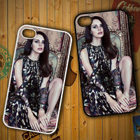 Lana Del Rey Y0948 LG G2 G3, Nexus 4 5, Xperia Z2, iPhone 4S 5S 5C 6 6 Plus, iPod 4 5 Case