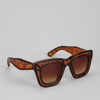 Ksubi Skelton Square Sunglasses