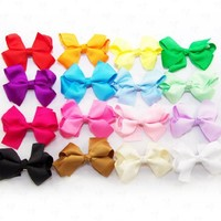 Ema Jane - Grosgrain Hair Bows (Headbands Not Included) (17 Pack)