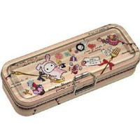 San-x Sentimental Circus 3 Tier Tin Pencil Case