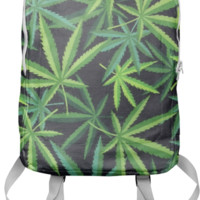 Canabis Backpack