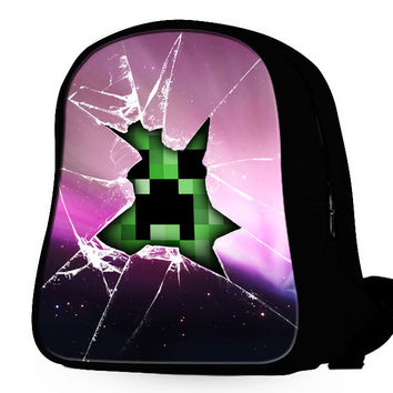 Minecraft Creepers Backpack
