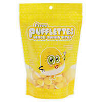 Petite Pufflettes Gummy Bites - Lemon: 16-Ounce Bag