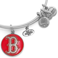 Alex and Ani Boston Red Sox 2013 World Series Champions Bangle Silver Finish
