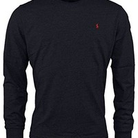 Polo Ralph Lauren Mens Custom-Fit Long Sleeve Crew Neck T-Shirt