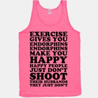 Exercise Saves Lives