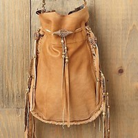 Free People Lakota Bead Bag