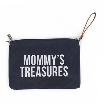 Mommy Clutch Navy