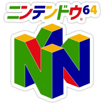 'Nintendo Japanese' Sticker by Greenland12
