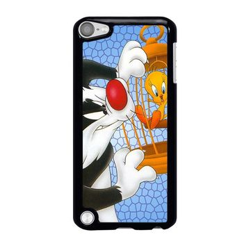SYLVESTER AND TWEETY Looney Tunes iPod Touch 5 Case Cover