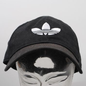 Adidas Adult 6 Panel Baseball Cap Golf / Running / Fitness, VGC, Black