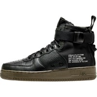 Beauty Ticks Nike Sf Air Force 1 Men's Shoe - Black/gum {the Price Tells The Quality}