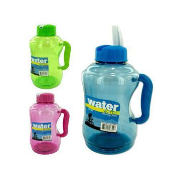 57 oz Water Bottle with Flip Straw ( Case of 32 )