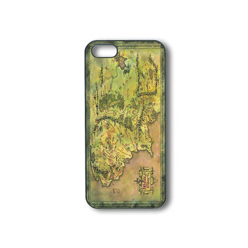 The Lord of the Rings, MAP - iPhone 4 case, iphone 5 case, ipod 5 case, ipod 4 case, samsung galaxy S3, galaxy S4,  galaxy note 2