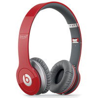 Beats By Dre Solo Hd Headphones Red One Size For Men 21675030001