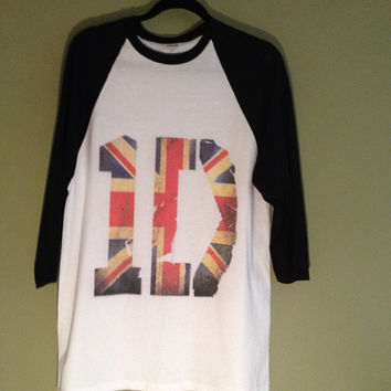 One Direction UK Long Sleeve Shirt