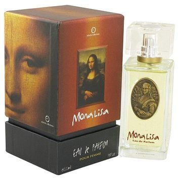 Mona Lisa By Eclectic Collections Eau De Parfum Spray 3.4 Oz