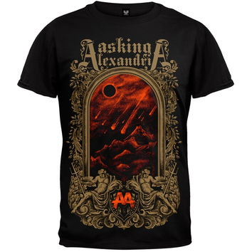 Asking Alexandria - Hell Gate Soft T-Shirt