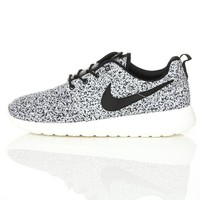 Nike Womens Roshe Run Black/Black
