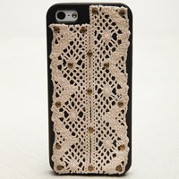 Free People Crochet iPhone Case