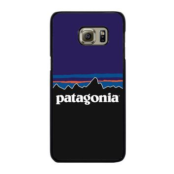 PATAGONIA FLY FISHING SURF Samsung Galaxy S6 Edge Plus Case Cover