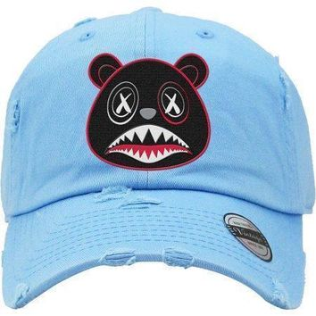 Bred Baws Carolina UNC Dad Hat