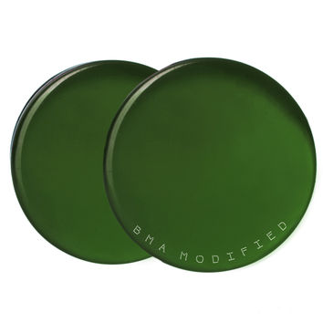 Forest Green Glass Plugs (2mm-27mm)